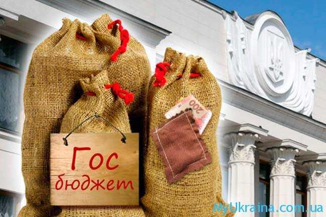 пенсии в бюджете Украины на 2017 год