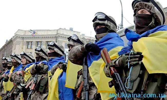 зарплата военных Украины в 2017 году