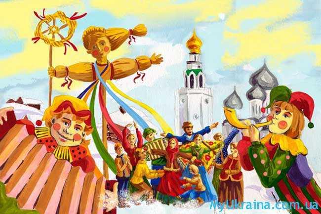 когда будет Масленица 2017 году в России