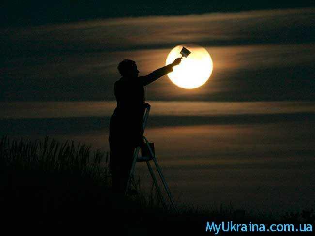 лунные затмения в 2017 году