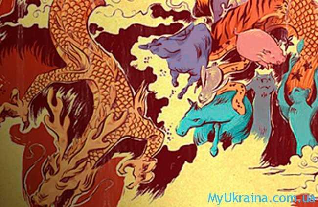 китайский гороскоп на 2017 г