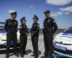 сокращение полиции в 2017 году в Украине