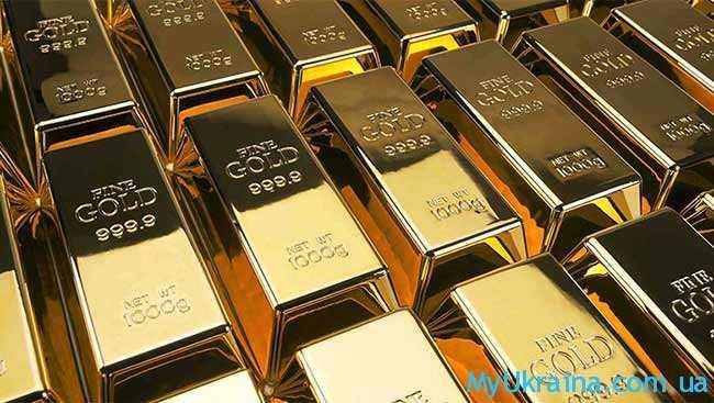 стоимость золота в 2017 году