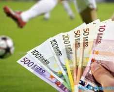 повышение зарплаты футболистам в Украине 2017