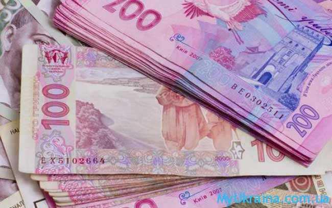 средняя зарплата в Украине в августе 2017 года
