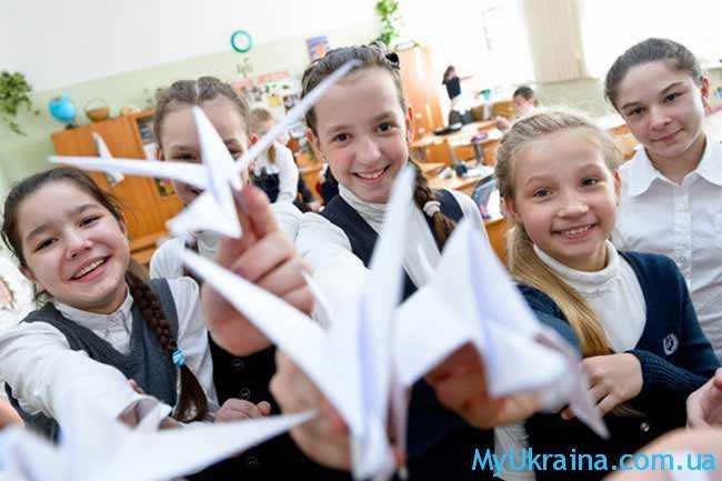 школьные каникулы в марте 2019 года (для Украины)