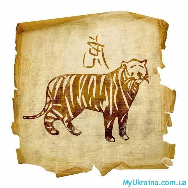 восточный (китайский) гороскоп на 2017 год для Тигра