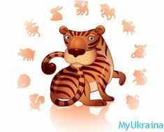 Тигр. Восточный гороскоп на 2017 год