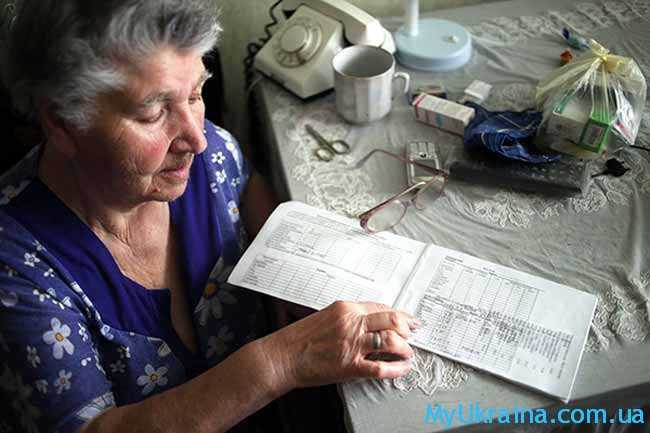 бабушка тоже думает получить субсидию