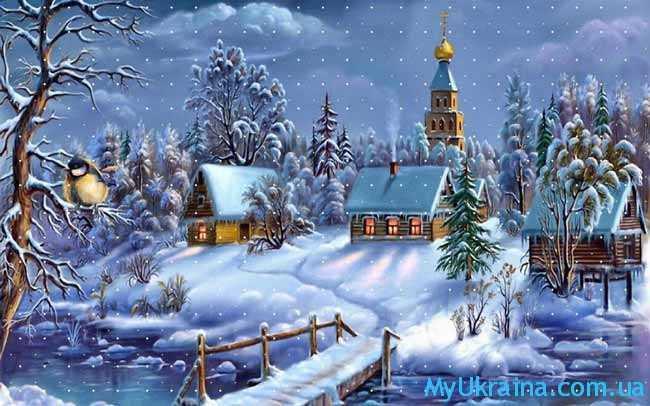 волшебный Новый год