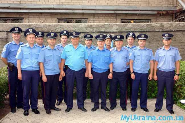 праздник участкового инспектора милиции.