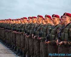 Нацгвардия в Украине в 2017 году,