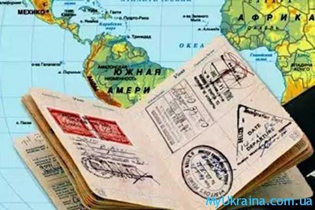 карта и паспорт