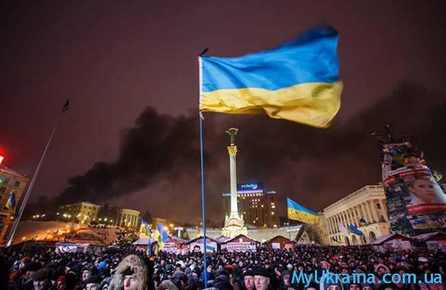 Будет ли Майдан в Украине в 2017 году?