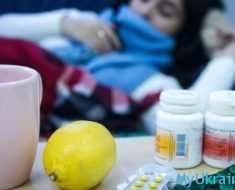 лимончик и лекарства