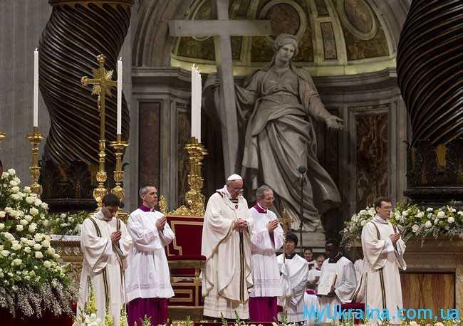 Дата проведения католической Пасхи