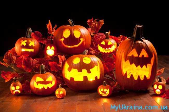 Дата Хэллоуина в 2018 году