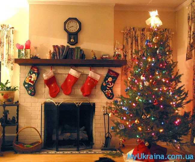 Как отмечают Рождество