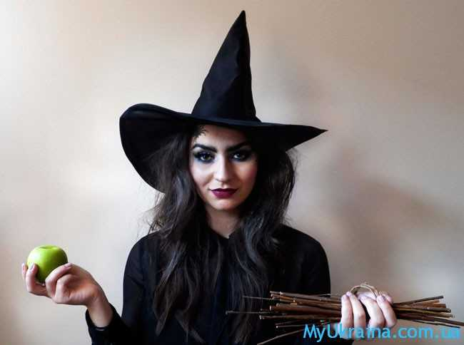 образ ведьмочки