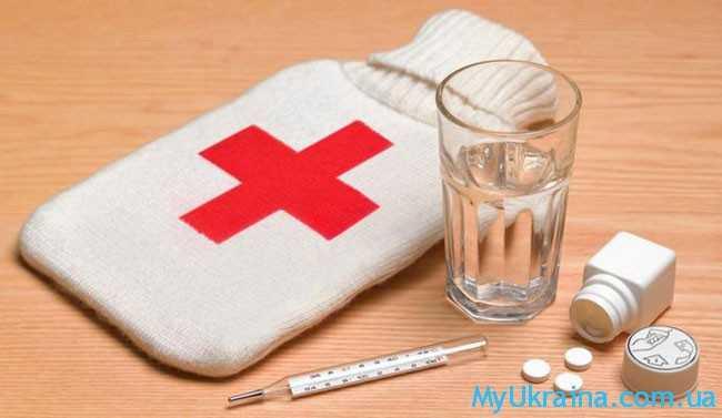 градусник,лекарства