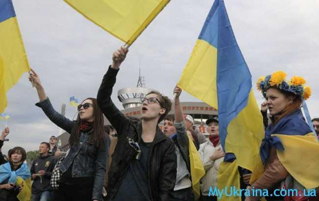 Украинцы за мир