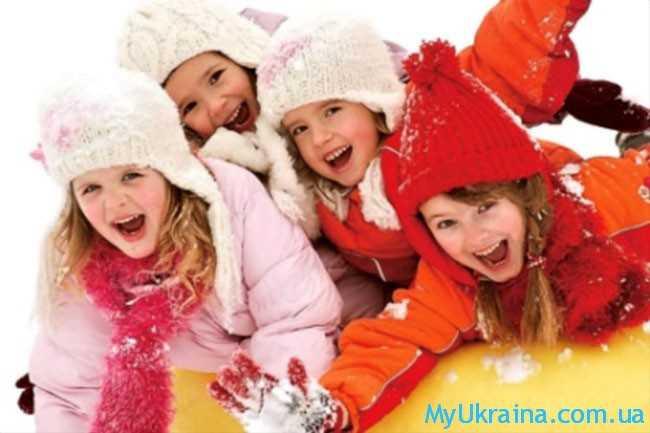 младшие дети весело и с пользой провести каникулы могут и в Украине