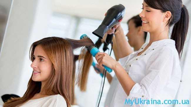 Каждый парикмахер