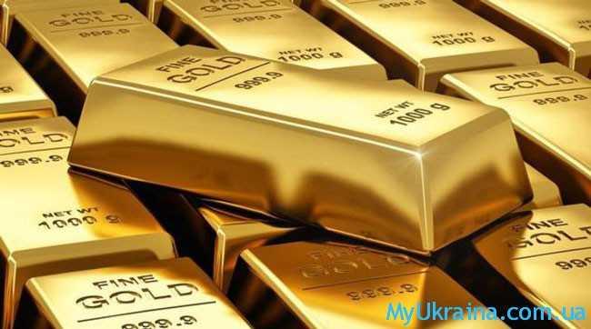 стоимость золота пойдет на спад