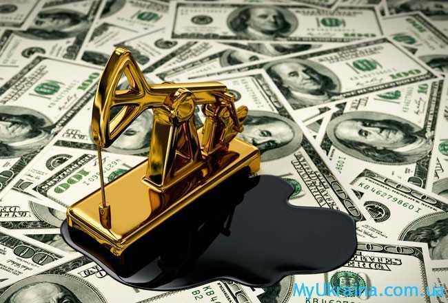 доллар, нефть и золото