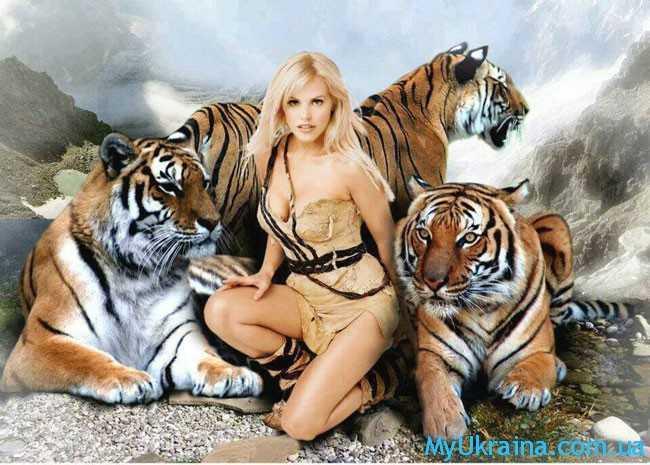 Женский гороскоп для Тигров
