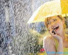 кратковременные дожди