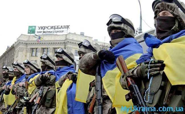какая будет зарплата военнослужащих Украины в 2018 году?