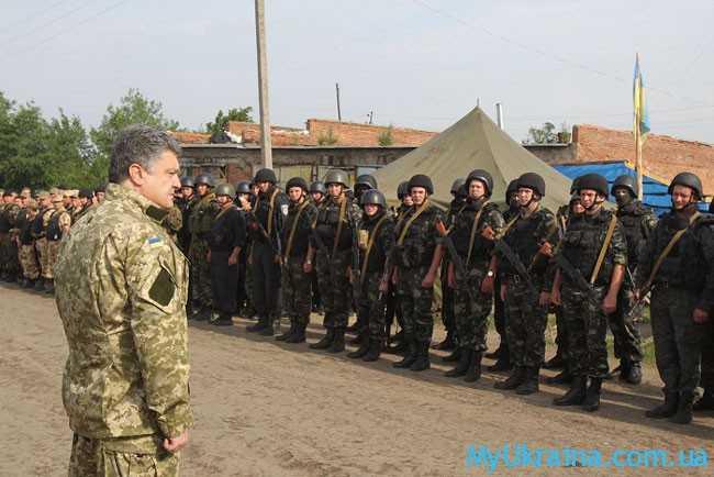 зарплата военных Украины в 2018 году будет соответствовать ожиданиям защитников страны