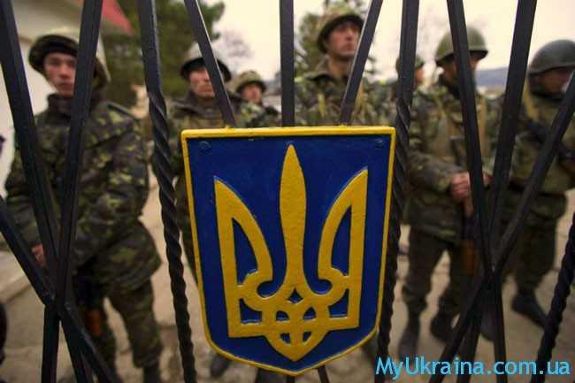 Сколько времени проведут в армии украинцы