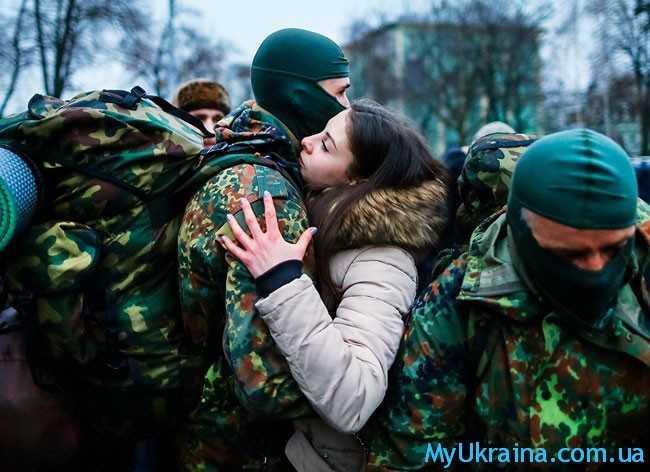 Отправят ли солдат в АТО