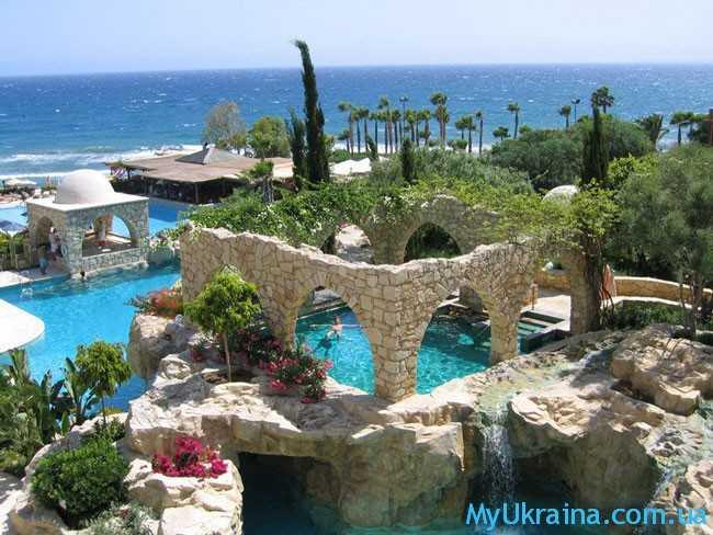 Посещение Кипра