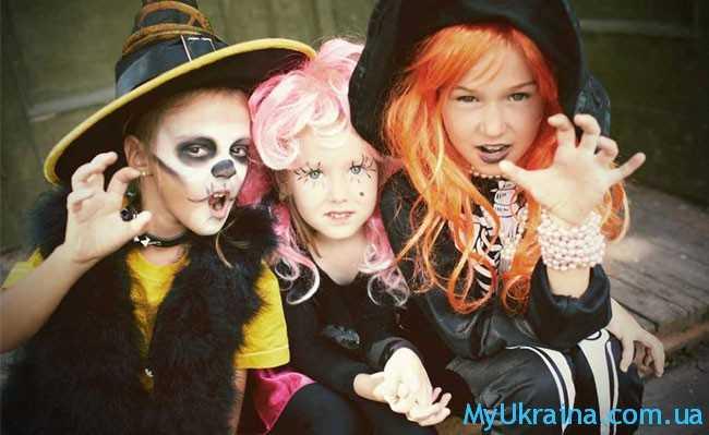 маленькие ведьмочки