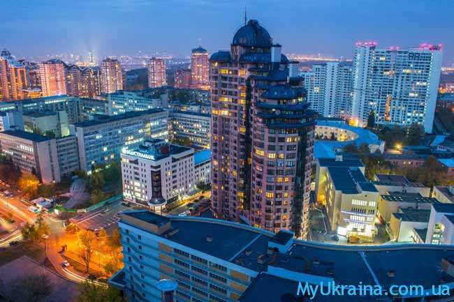 Спрос на жилье в Киеве
