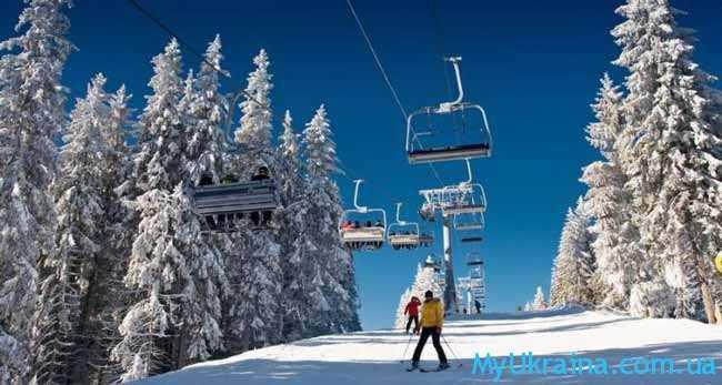 Какие цены на отдых в Карпатах зимой 2017-2018 года?