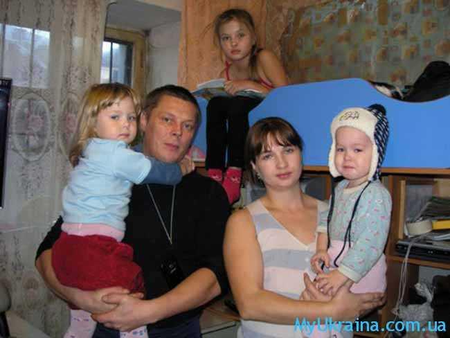Помощь малообеспеченным семьям в Украине в 2018 году