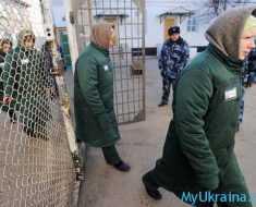 женщины заключенные