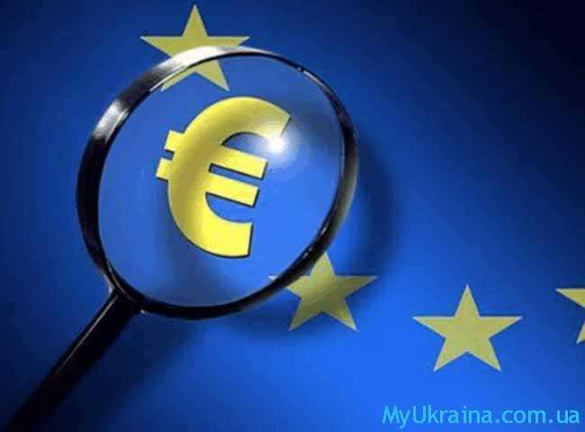 еврозона и лупа