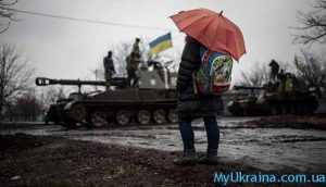 военный конфликт на Донбассе