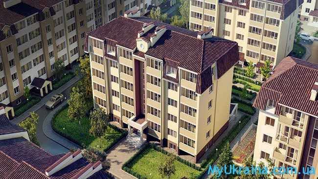 Актуальная динамика цен на недвижимость в 2018 году в Украине