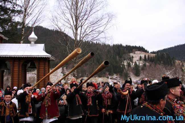 знакомство с украинской культурой