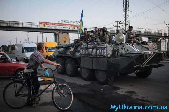 введут ли военное положение в Украине 2018