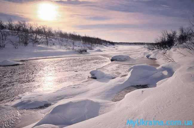 активное продолжение зимы