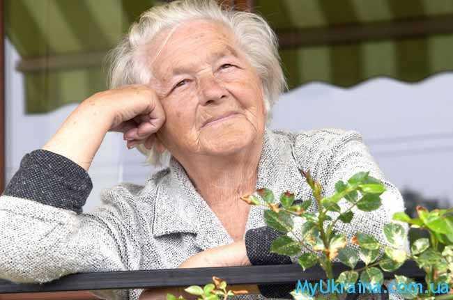 Особенности жизни украинских пенсионеров