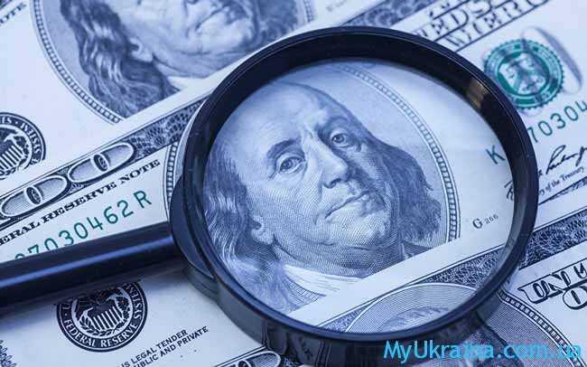 курс доллара на декабрь 2019 в Украине