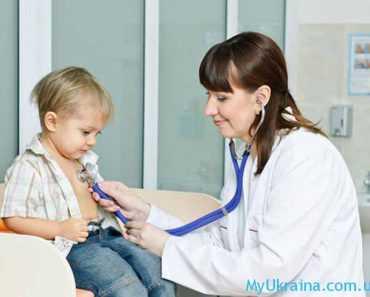 врач на работе